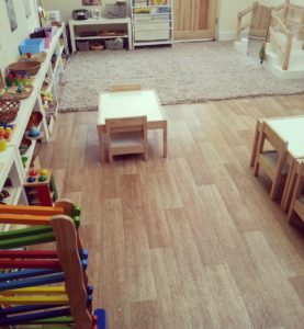 Montessori toddlers Enfield