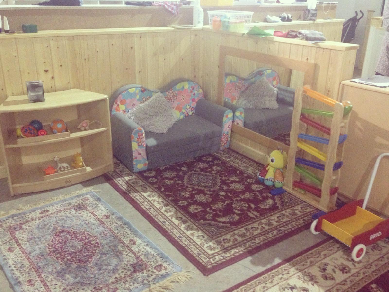 nursery consultancy service to develop babies coordination